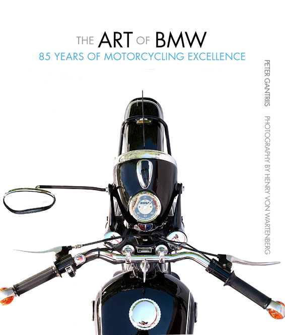 The Art of BMW Book Cover