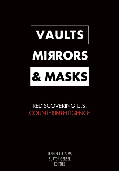 Vaults, Mirrors, and Masks Book Cover