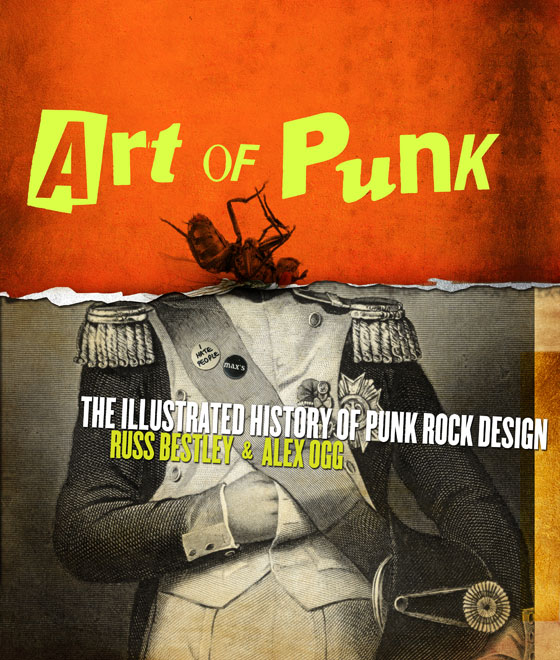 The Art of Punk Book Cover