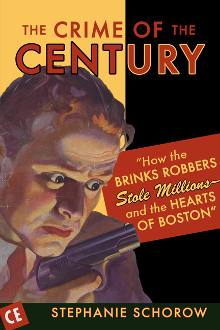 Crime of the Century Book Cover
