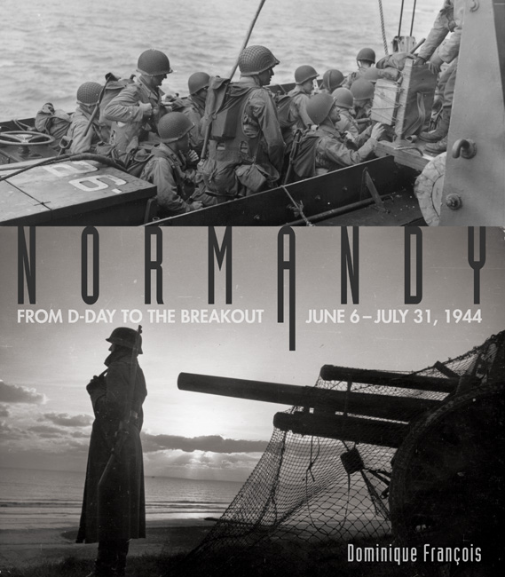 Normandy Book Cover
