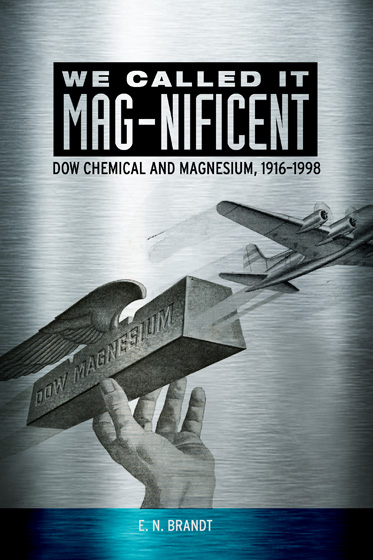 We Called It Magnesium Book Cover
