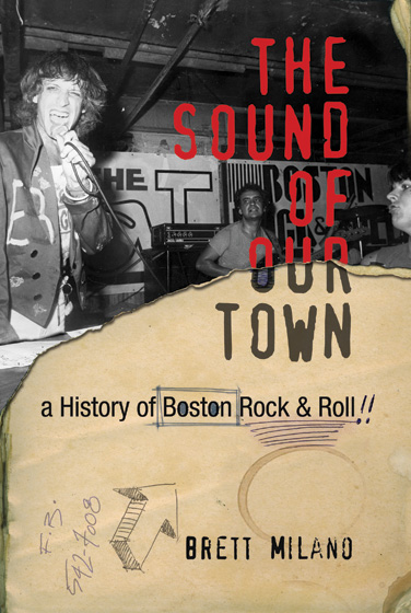 The Sound of Our Town Book Cover
