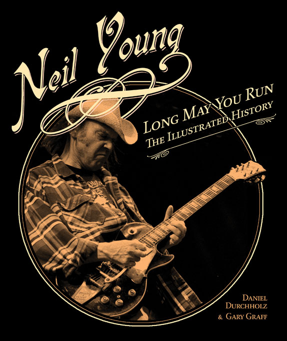 Neil Young Book Cover