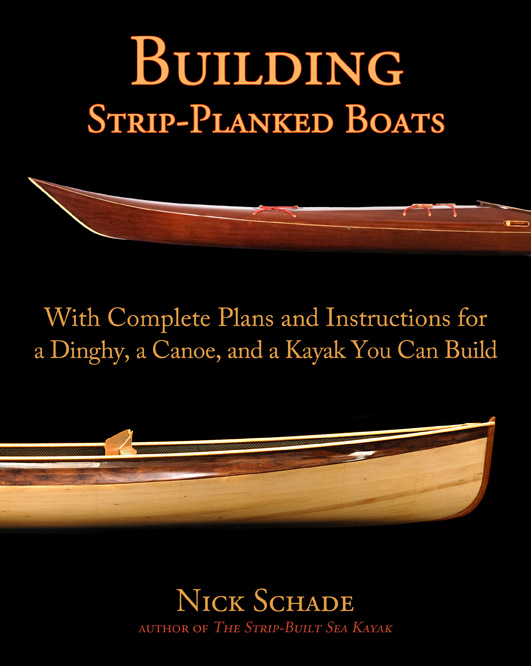 Building Strip-Planked Boats Book Cover